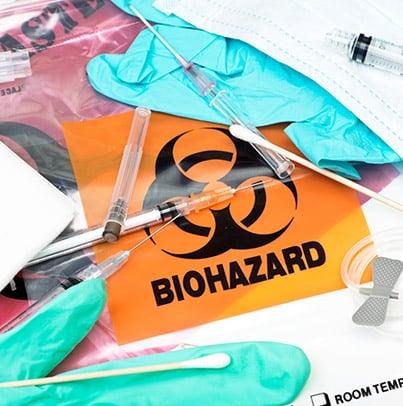 Gestion des déchets dangereux de laboratoire Module 2 : Tri, stockage et traitement des déchets chimiques de laboratoires
