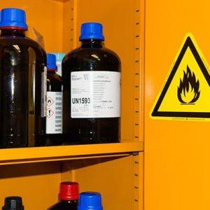 Gestion des stockages industriels des produits chimiques
