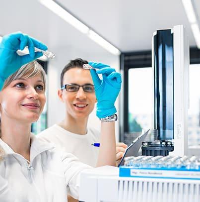 HPLC - Pratique de laboratoire - Les Bases